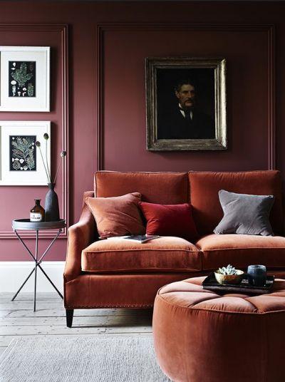 Living room decoration idea 1