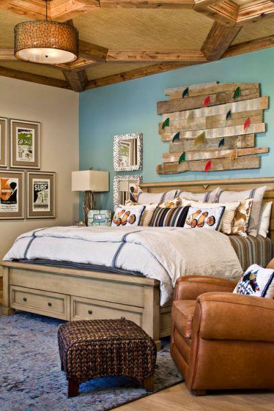 Bedroom decoration idea 1