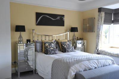 Bedroom decoration idea 14