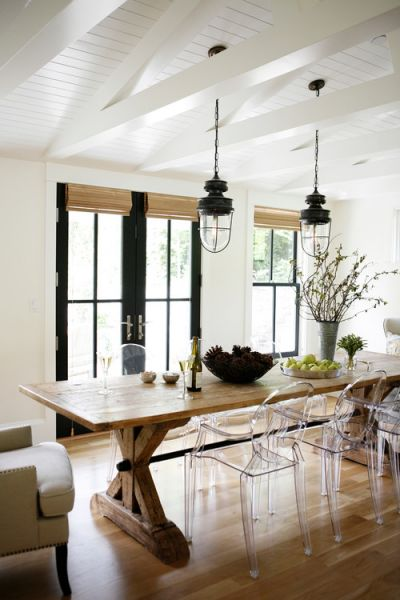 Dining room decoration idea 19