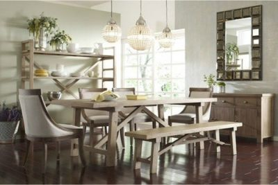 Dining room decoration idea 22