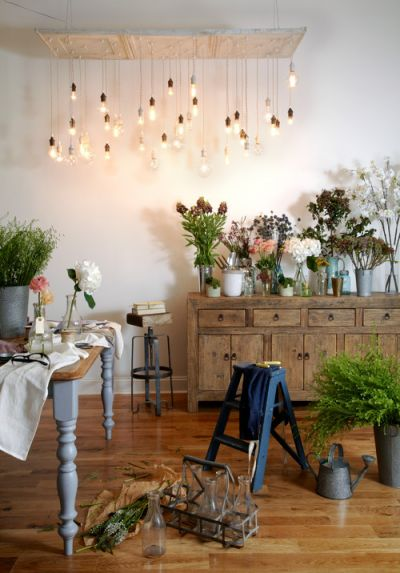 Dining room decoration idea 47