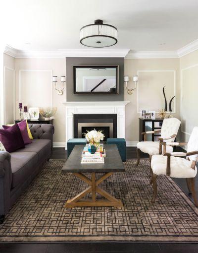 Living room decoration idea 3