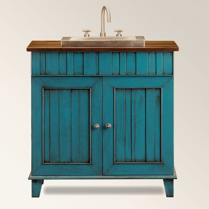 Country style washstand