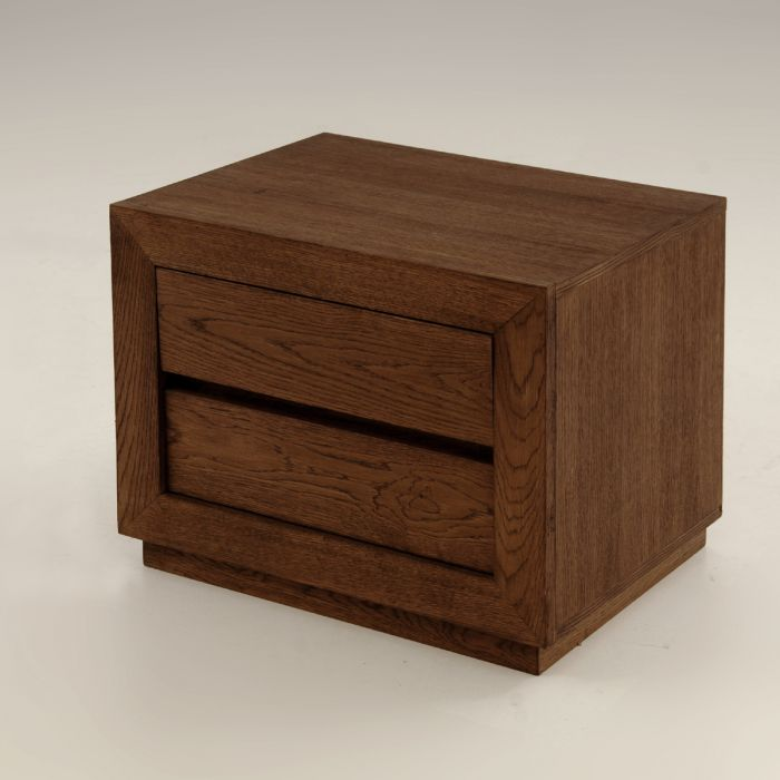 Cube bedside table