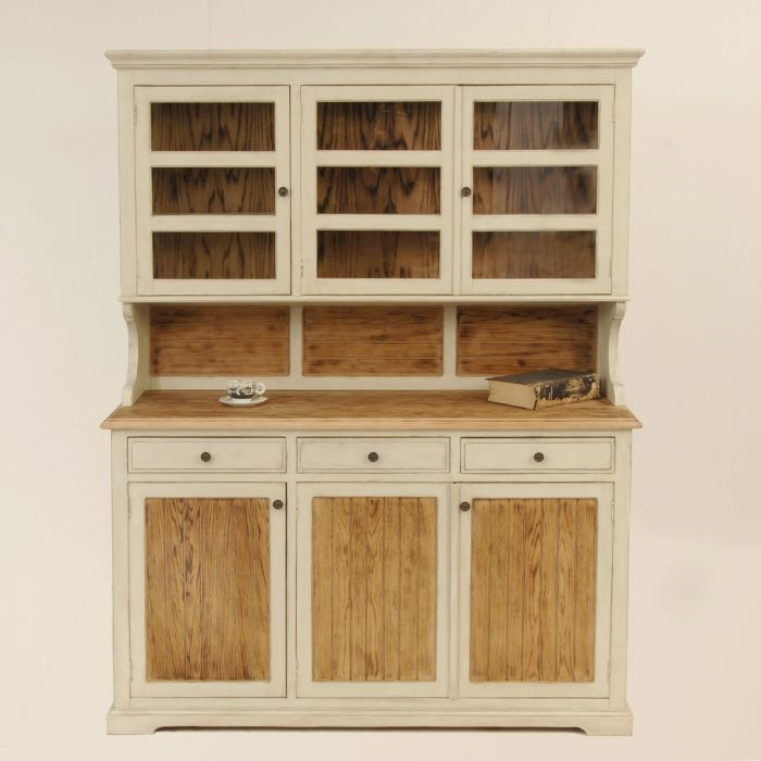 3 -door buffet and display cabinet
